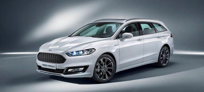 Nuevo Ford Mondeo Vignale