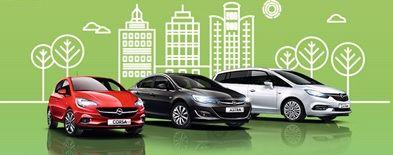 Opel Agrogil con el Medio Ambiente