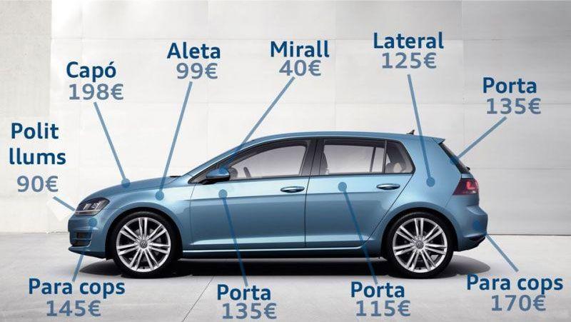 Devuelva a su Volkswagen la belleza del primer dia