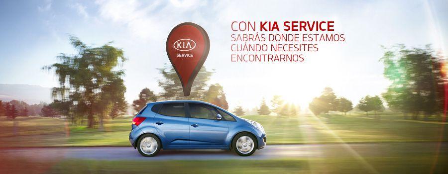 Nueva App KIA Service
