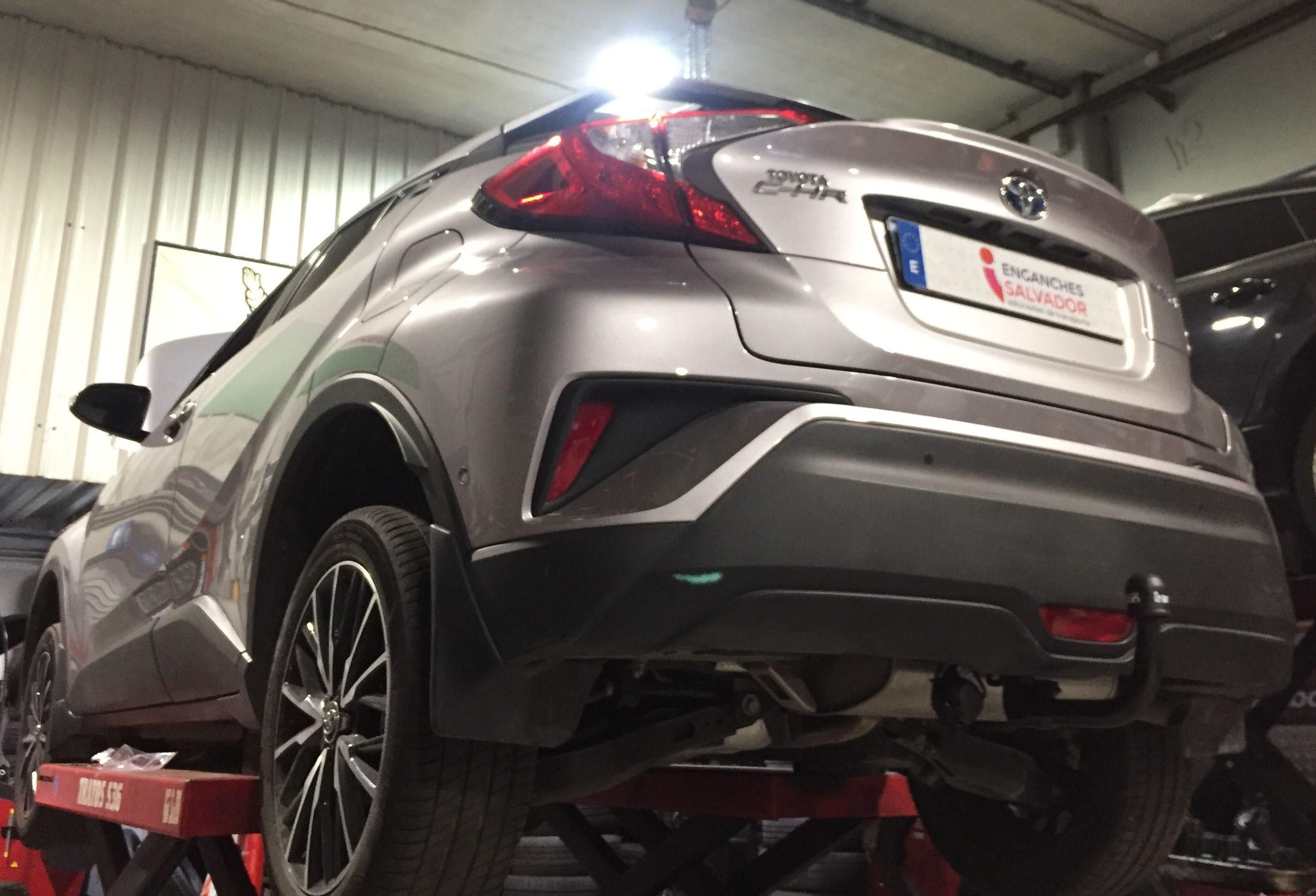 Nuevos modelos de enganche para Toyota C-HR Hermanos Salvador Basauri , Bizkaia