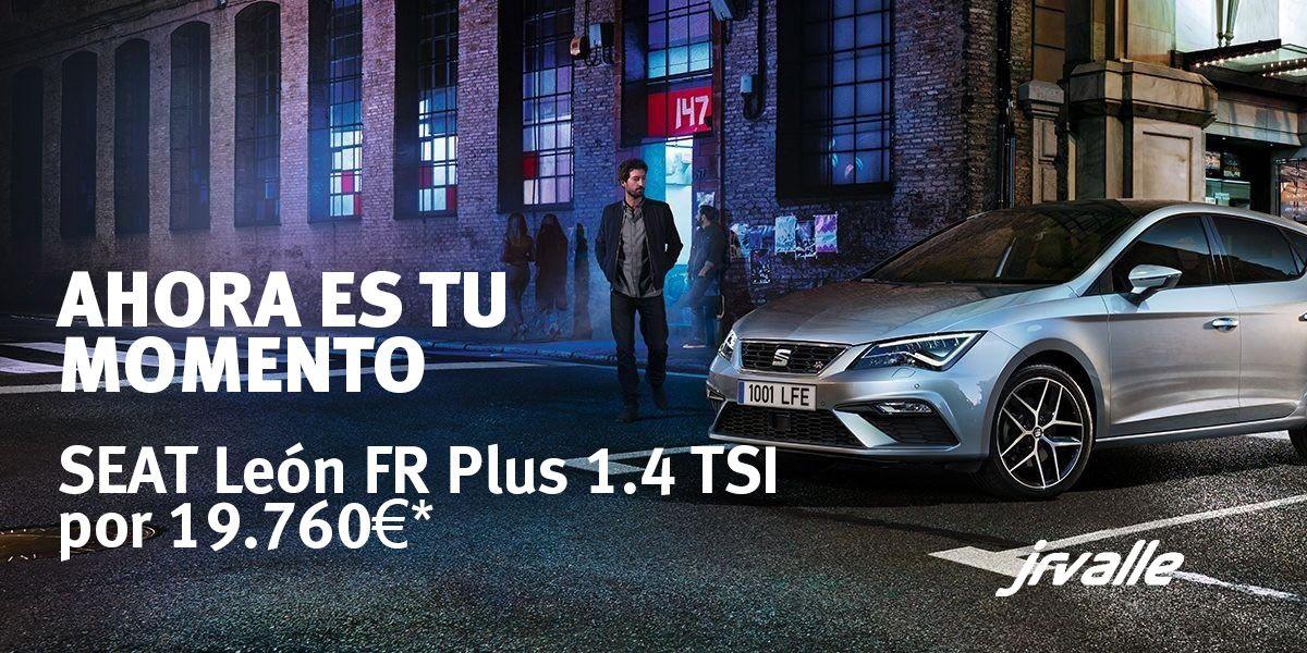 SEAT León FR Plus 1.4 TSI por 19.760€