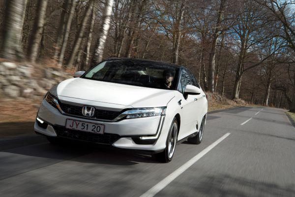 Honda Clarity Fuel Cell 2017, pura innovación con pila de combustible - Honda Ciudad Real
