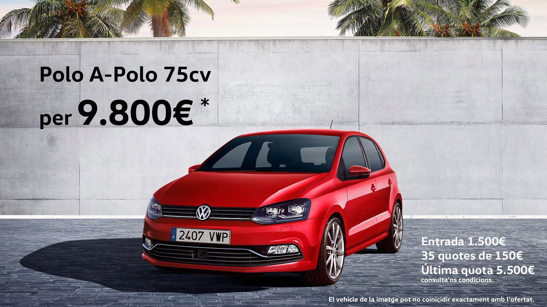 A-Polo per 9.800€