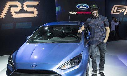 El Salón del Automóvil de Ginebra se acelera con los nuevos Focus RS y Ford GT