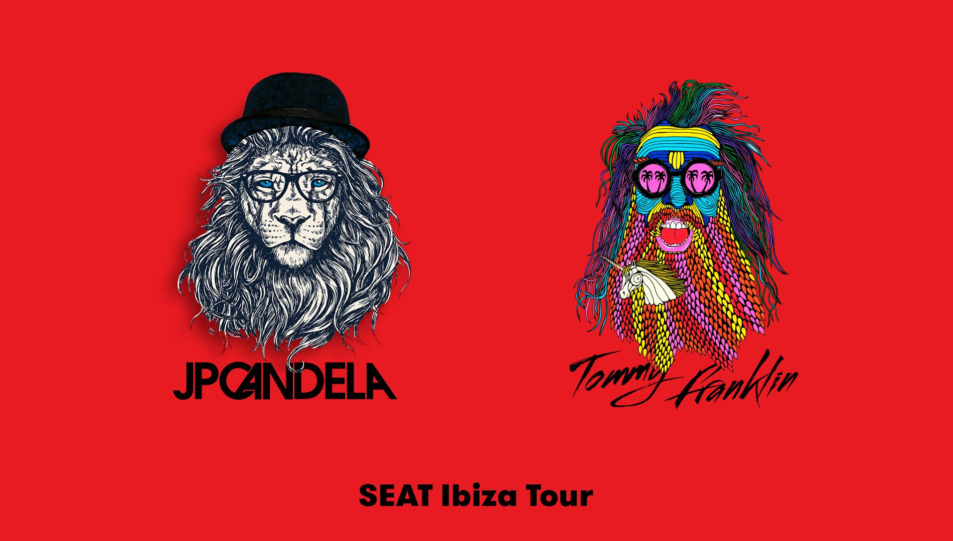 Vive el SEAT Ibiza Tour