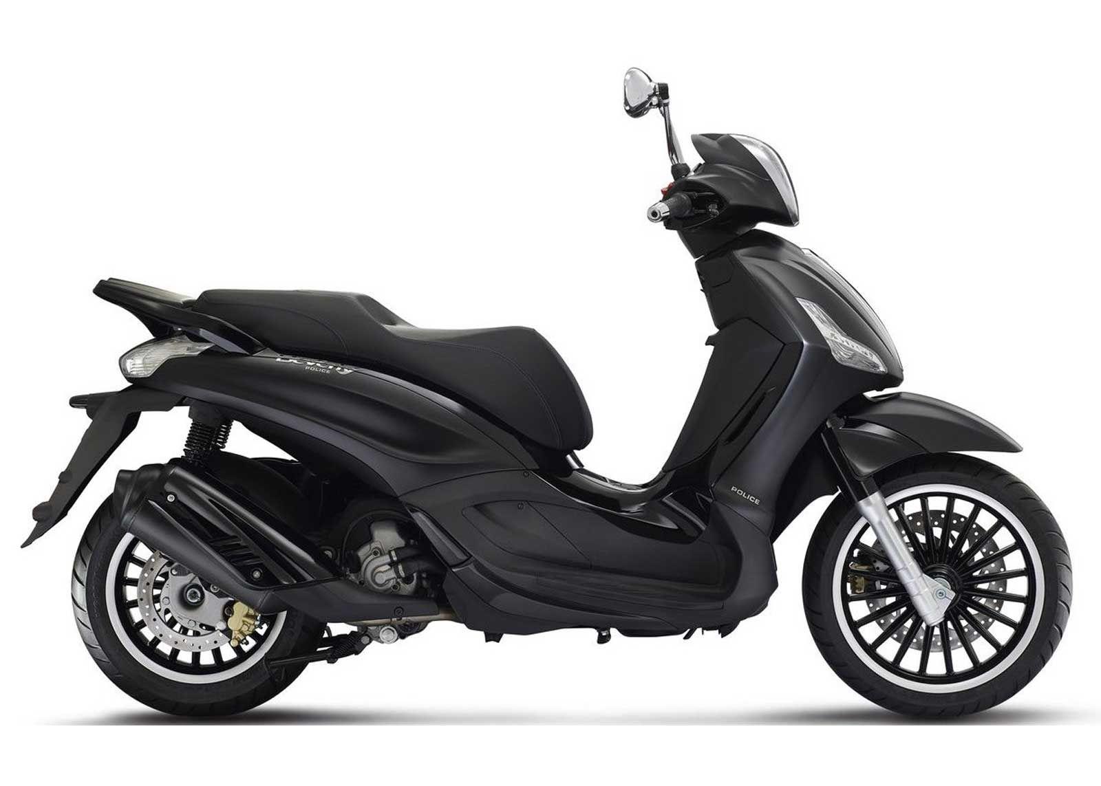 Piaggio Beverly 300 ABS/ASR desde 3.799 €
