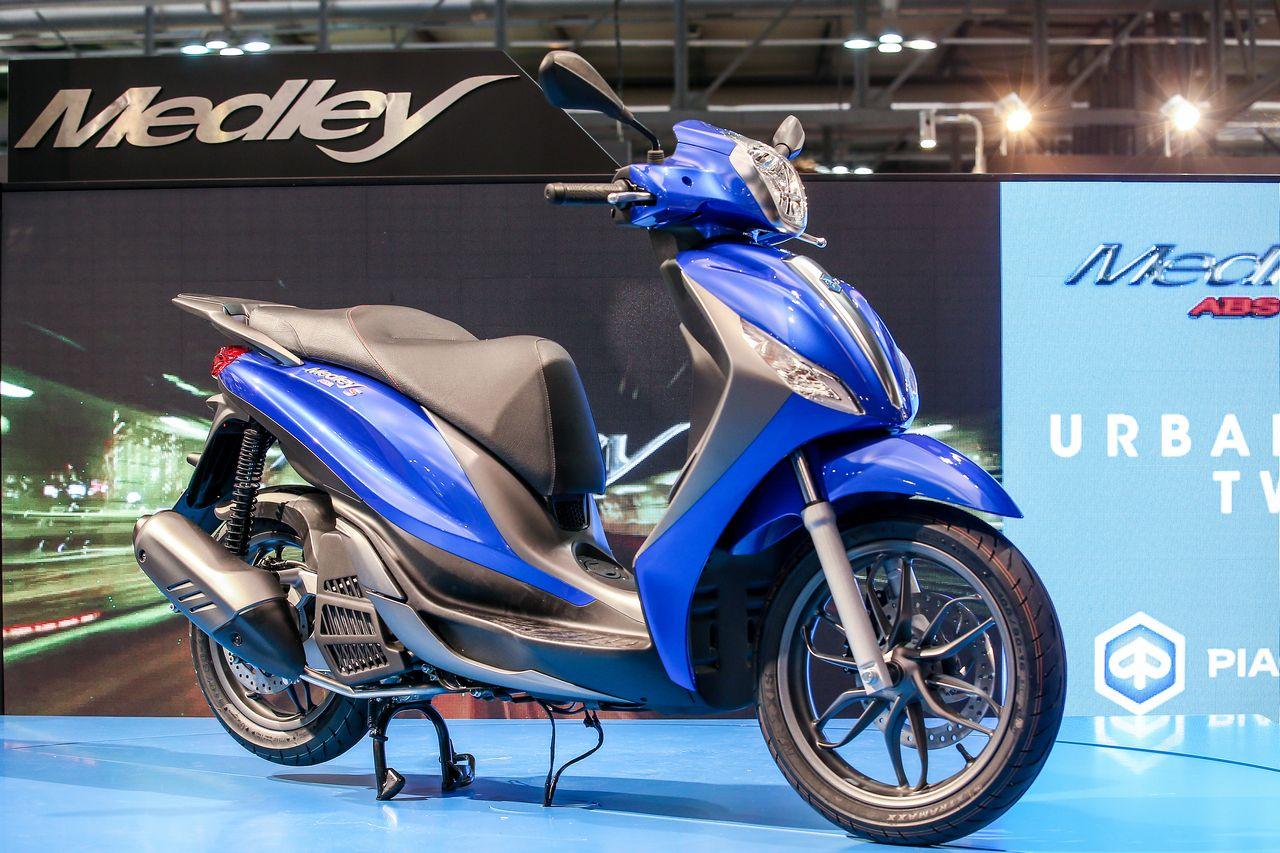 Piaggio Medley 125 ABS en 3.229 €