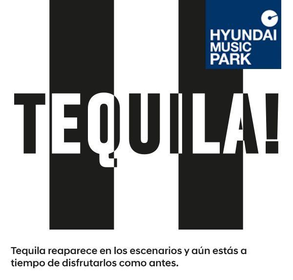 Salta con nosotros y que no se te escape Tequila