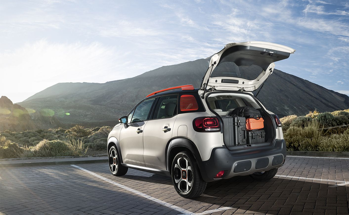 Reforzamos el mundo SUV con el Nuevo C3 Aircross