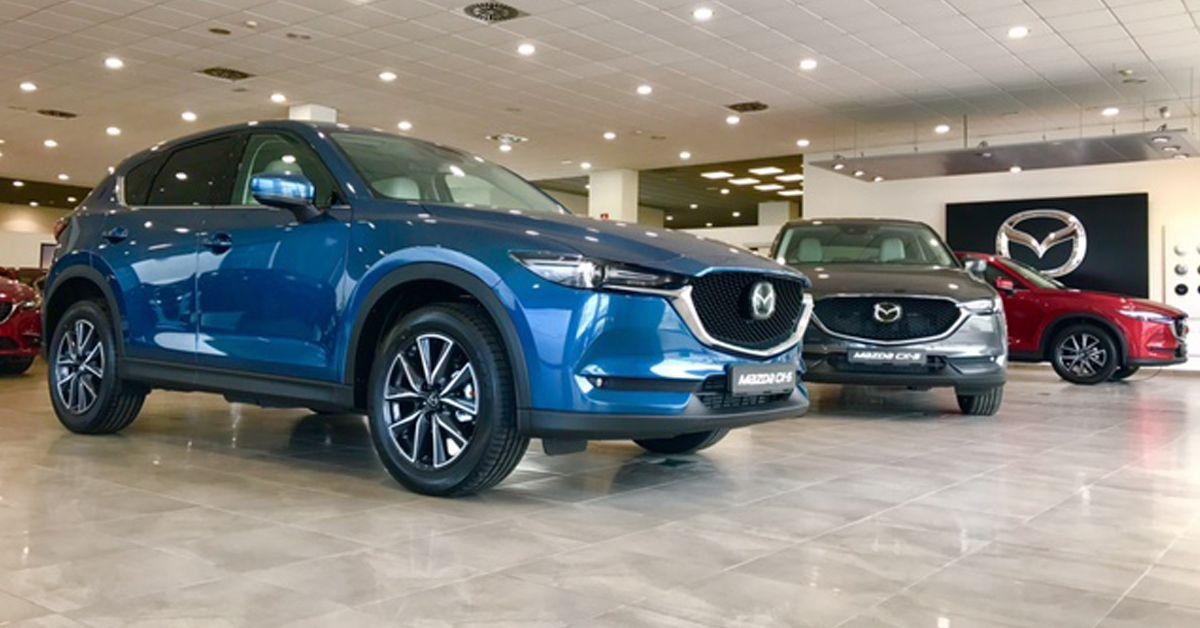 El concepto Jinba Ittai de Mazda y su aplicación en el Nuevo CX5