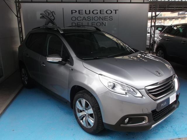 Peugeot 2008 diésel por 15.900€ ¡Ocasión!