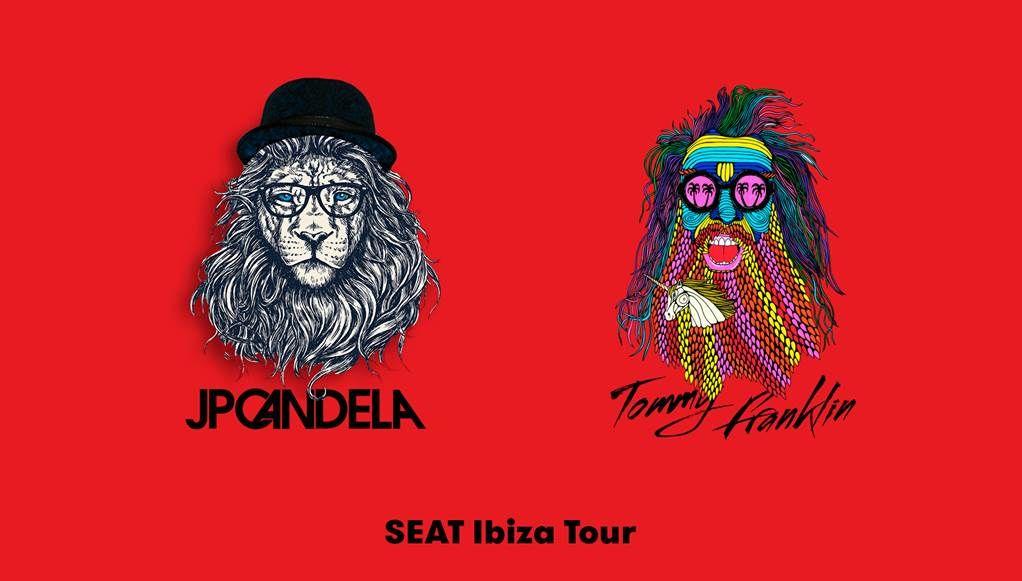 HISPALAUTO SORTEA DOS ENTRADAS VIP PARA SEAT IBIZA TOUR