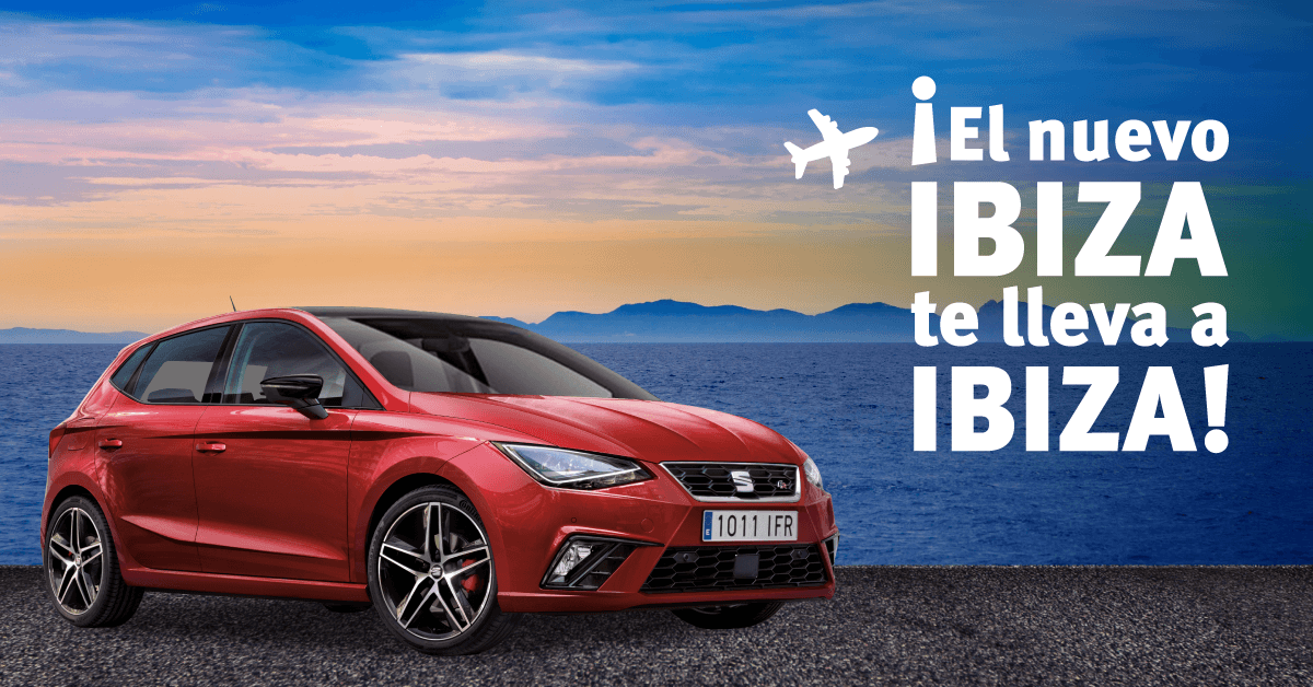¡Asturias Motor te lleva a Ibiza!