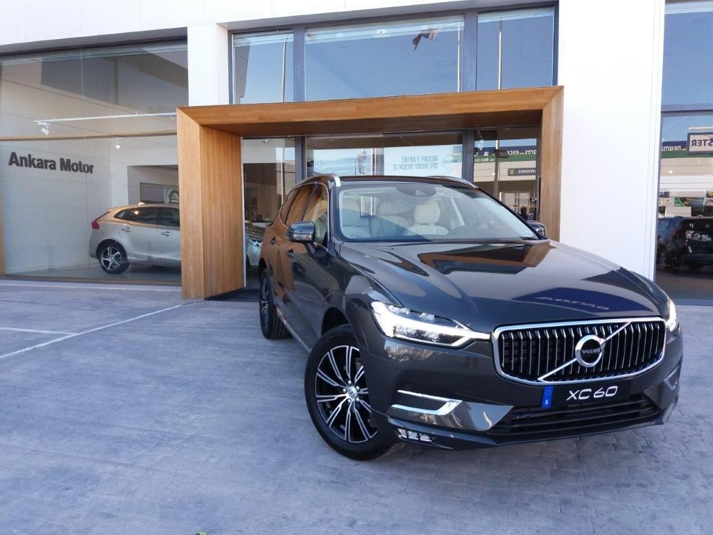 Ven a conocer el nuevo Volvo XC60