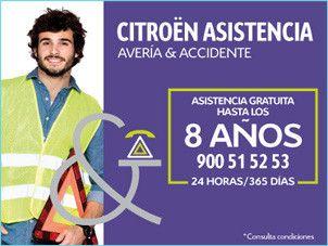 CITROËN ASISTENCIA 900 51 52 53