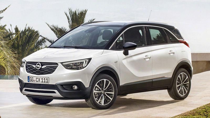 Conoce el nuevo Opel Crossland X en Alcodar Motors
