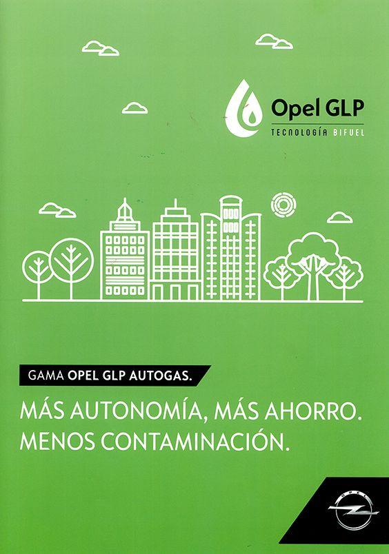 Gama Opel GLP Auto Gas ¿Qué es?