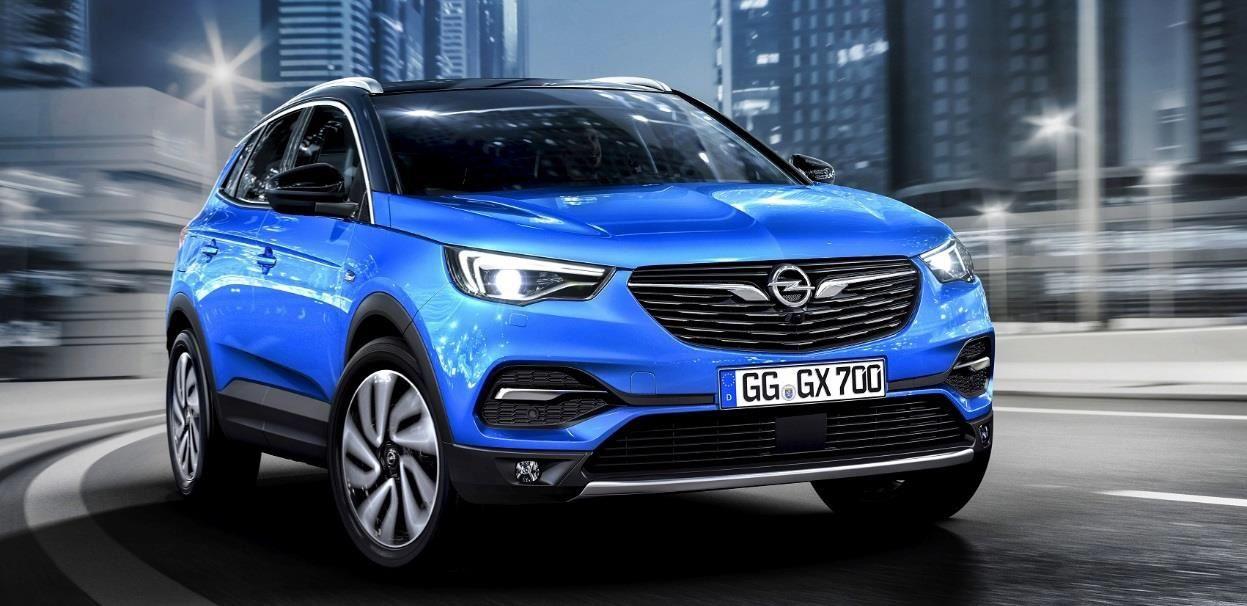 Llega el nuevo SUV Opel Grandland X a Bertran