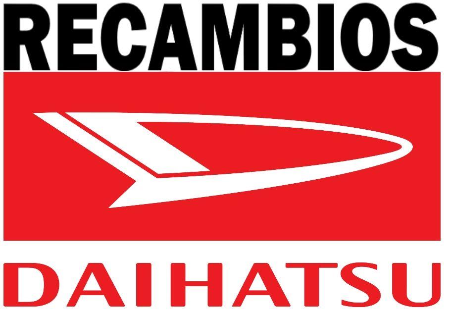 Stock liquidación recambios Daihatsu