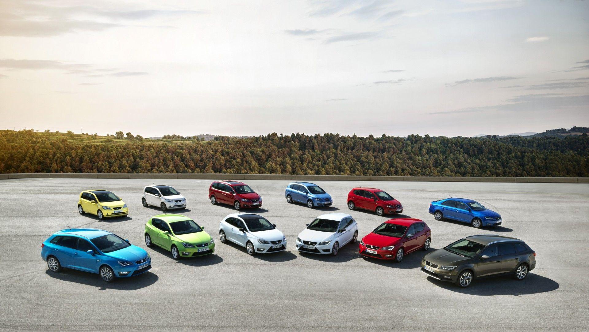 Descubre 6 modelos SEAT nombrados en honor a regiones de España