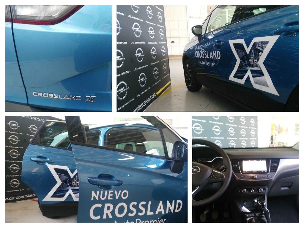 CROSSLAND X, EL NUEVO CROSSOVER URBANO YA ESTÁ EN LA COSTA DEL SOL
