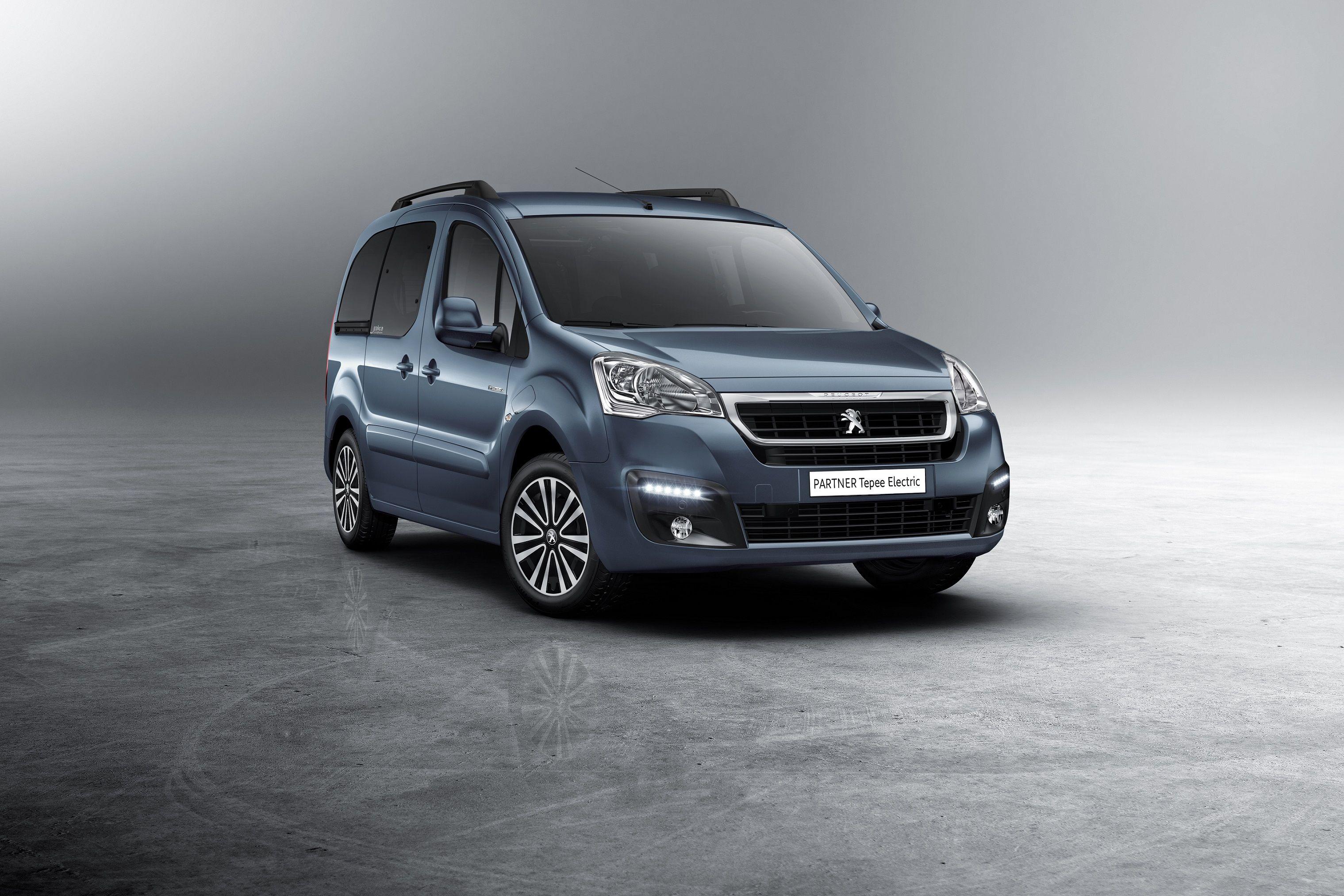 Ya a la venta el Nuevo Peugeot Partner Tepee Electric: el vehículo eléctrico entra en una nueva dimensión