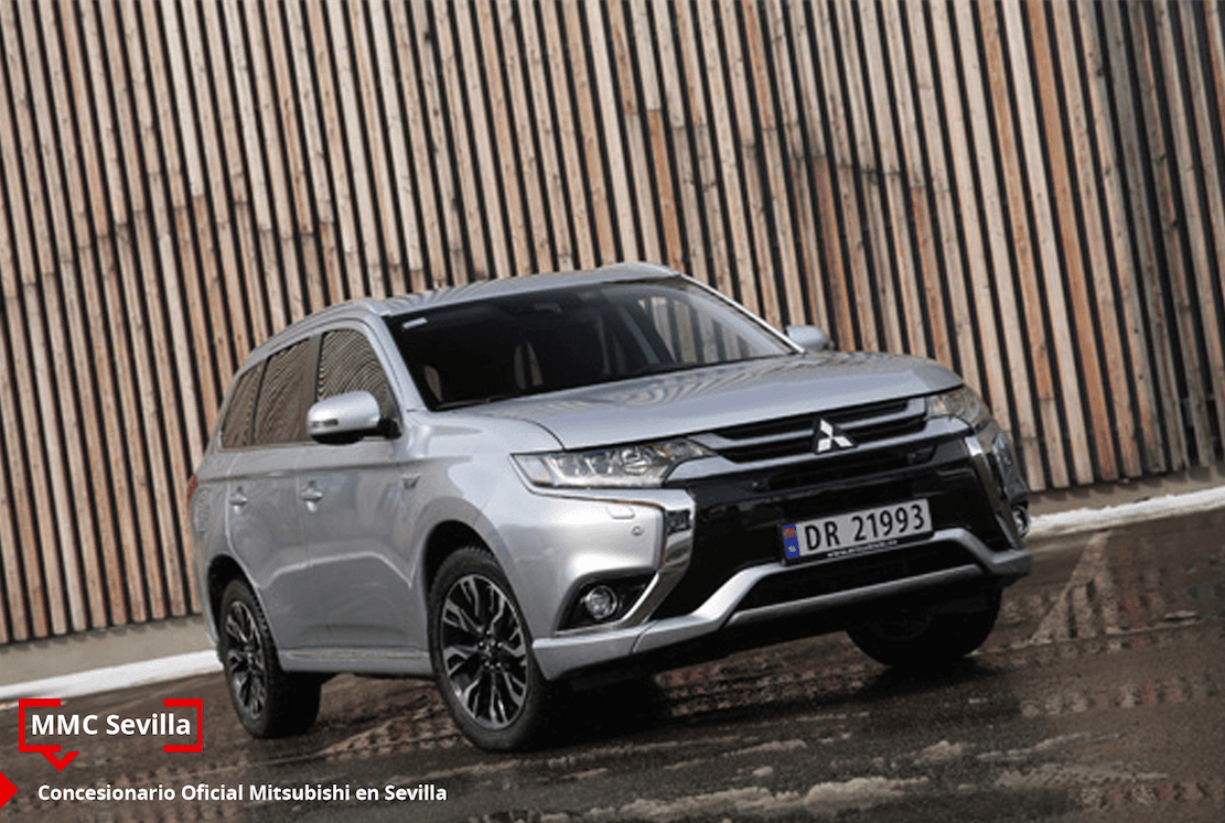 Presume de Mitsubishi Outlander PHEV por solo 35.370 euros gracias al Plan Movea