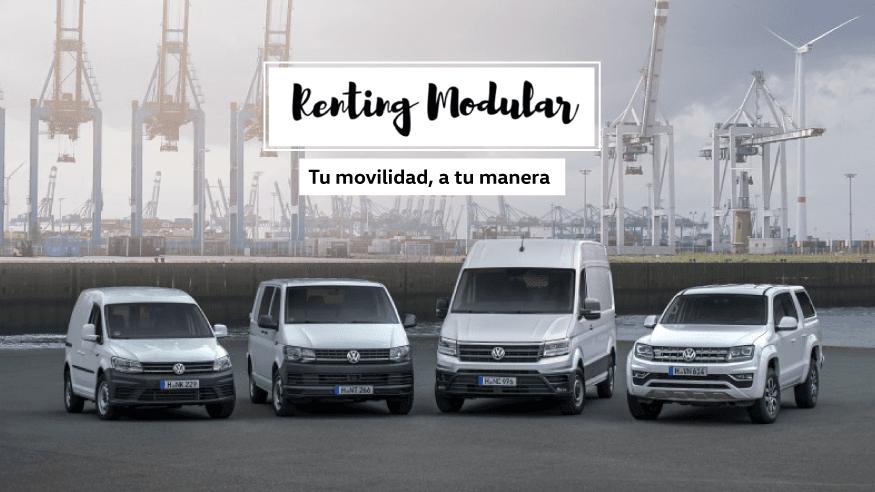 Renting modular