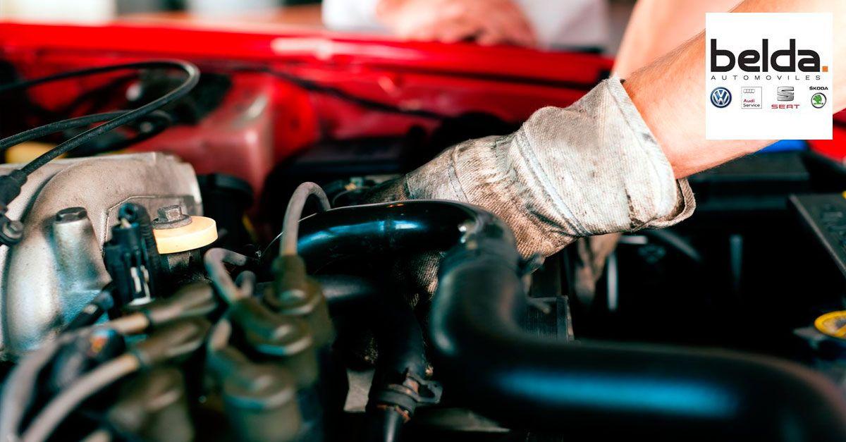 Revisiones de tu coche en un taller de confianza en Valencia