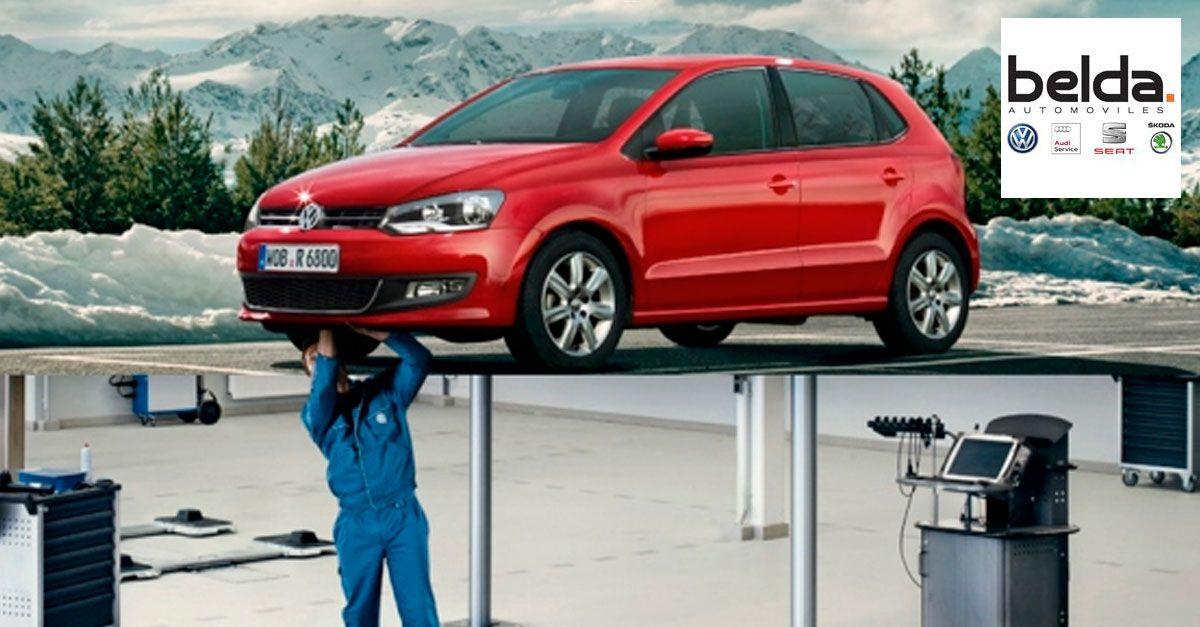 Servicio Oficial de mantenimiento Volkswagen en Valencia