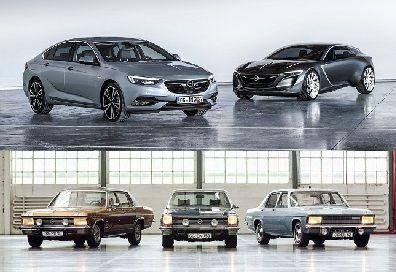 Opel Insignia, la berlina premium del año