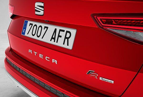 5 secretos del SEAT Ateca FR, el SUV más deportivo del mercado