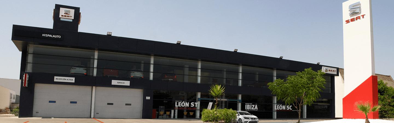 Hispalauto, Concesionario Oficial SEAT en Sevilla Este