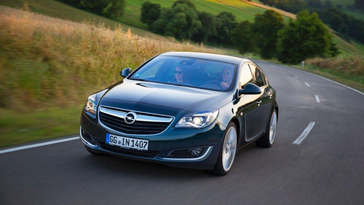 Oferta exclusiva del Opel Insignia por tan sólo 16.995 euros