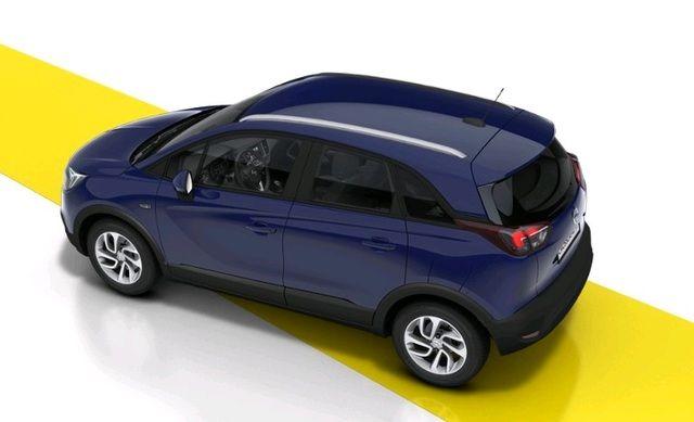 Promoción Agosto: Nuevo Opel Crossland X desde 14.250€
