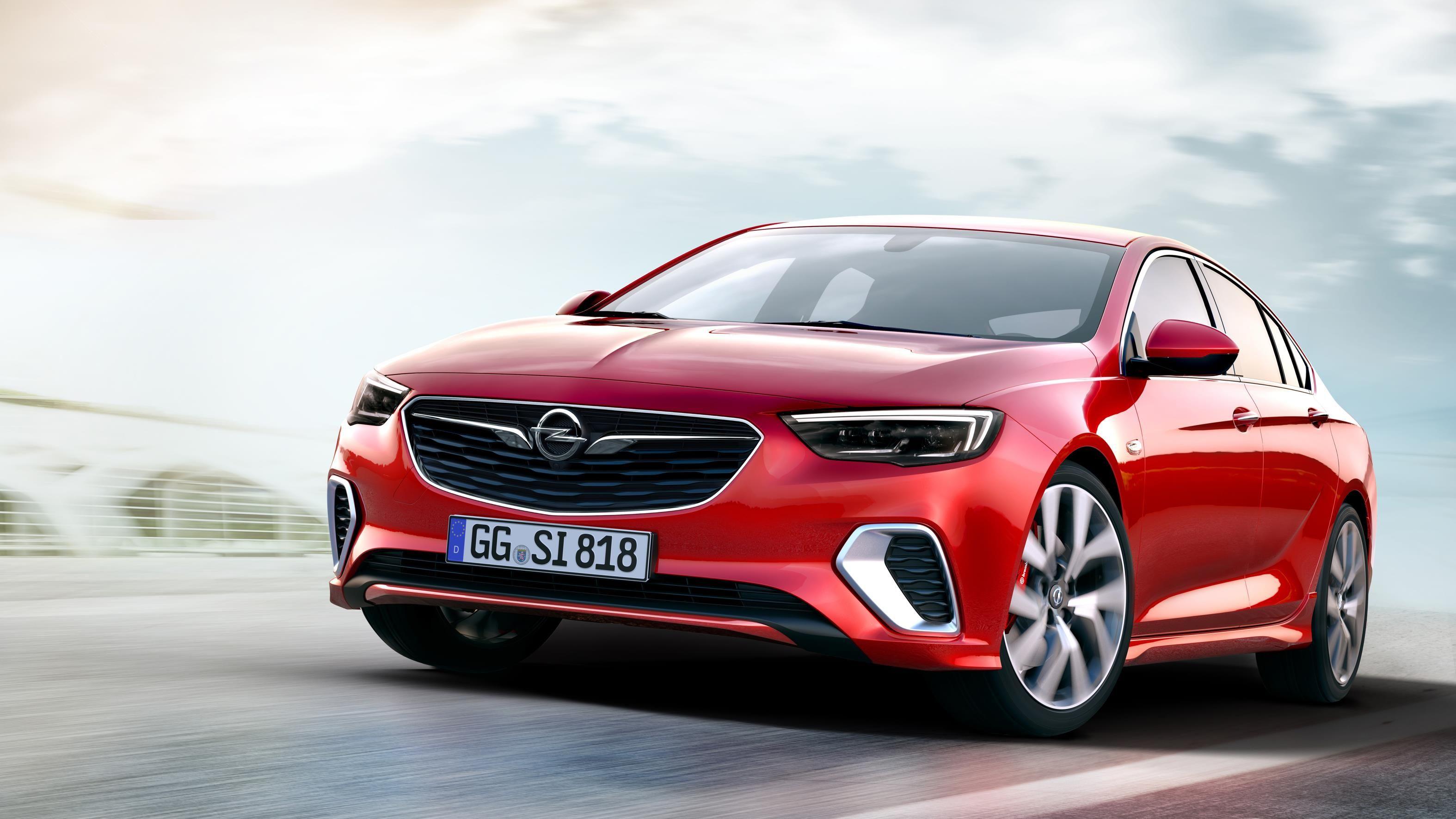 Opel Insignia GSi, la mezcla perfecta