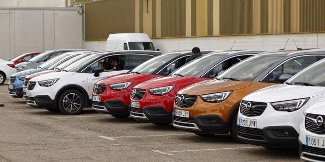 Opel lidera la venta de SUV en España en Julio 2017