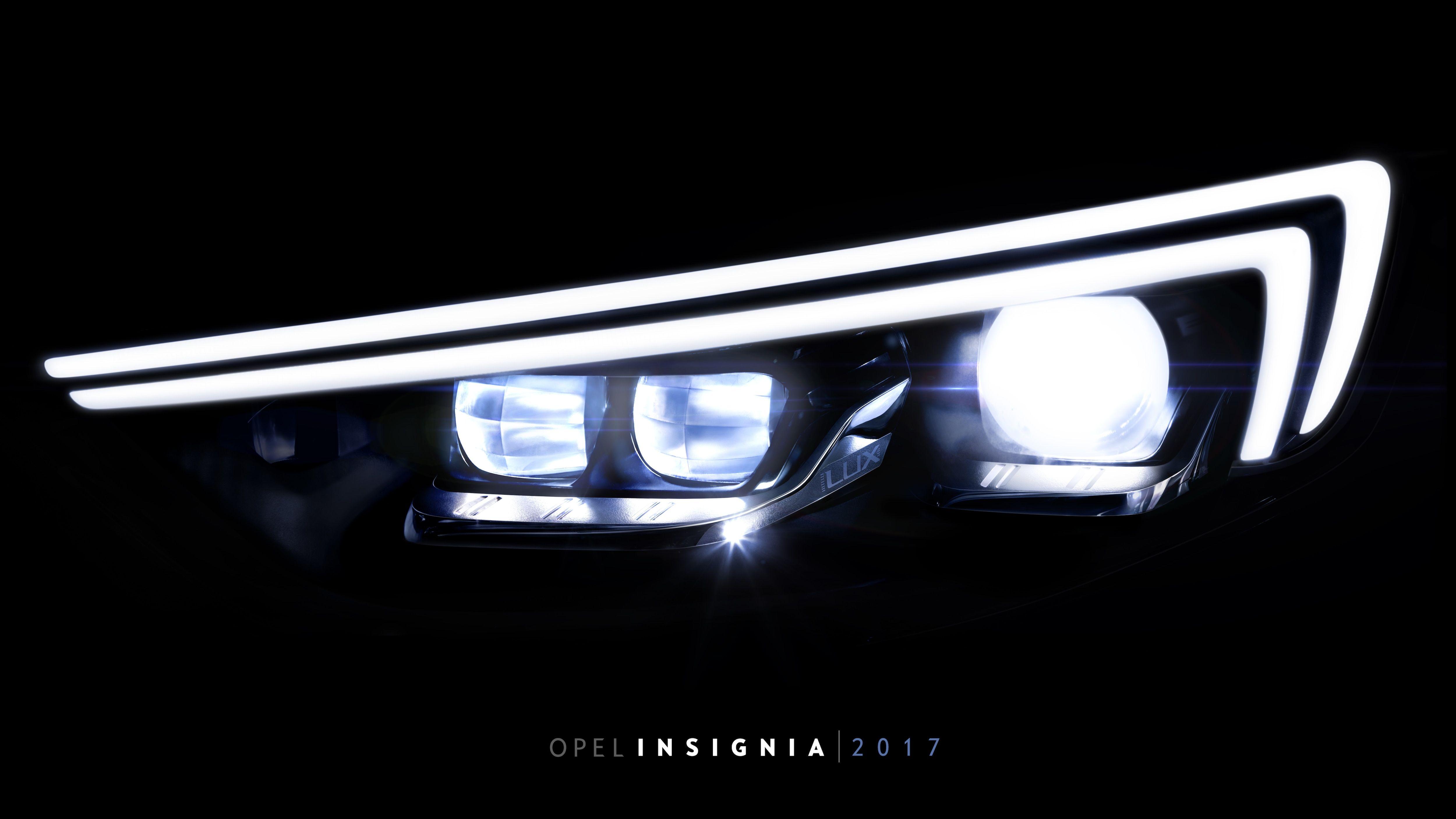 Una nueva experiencia de conducción. Los faros Intellilux LED de Opel