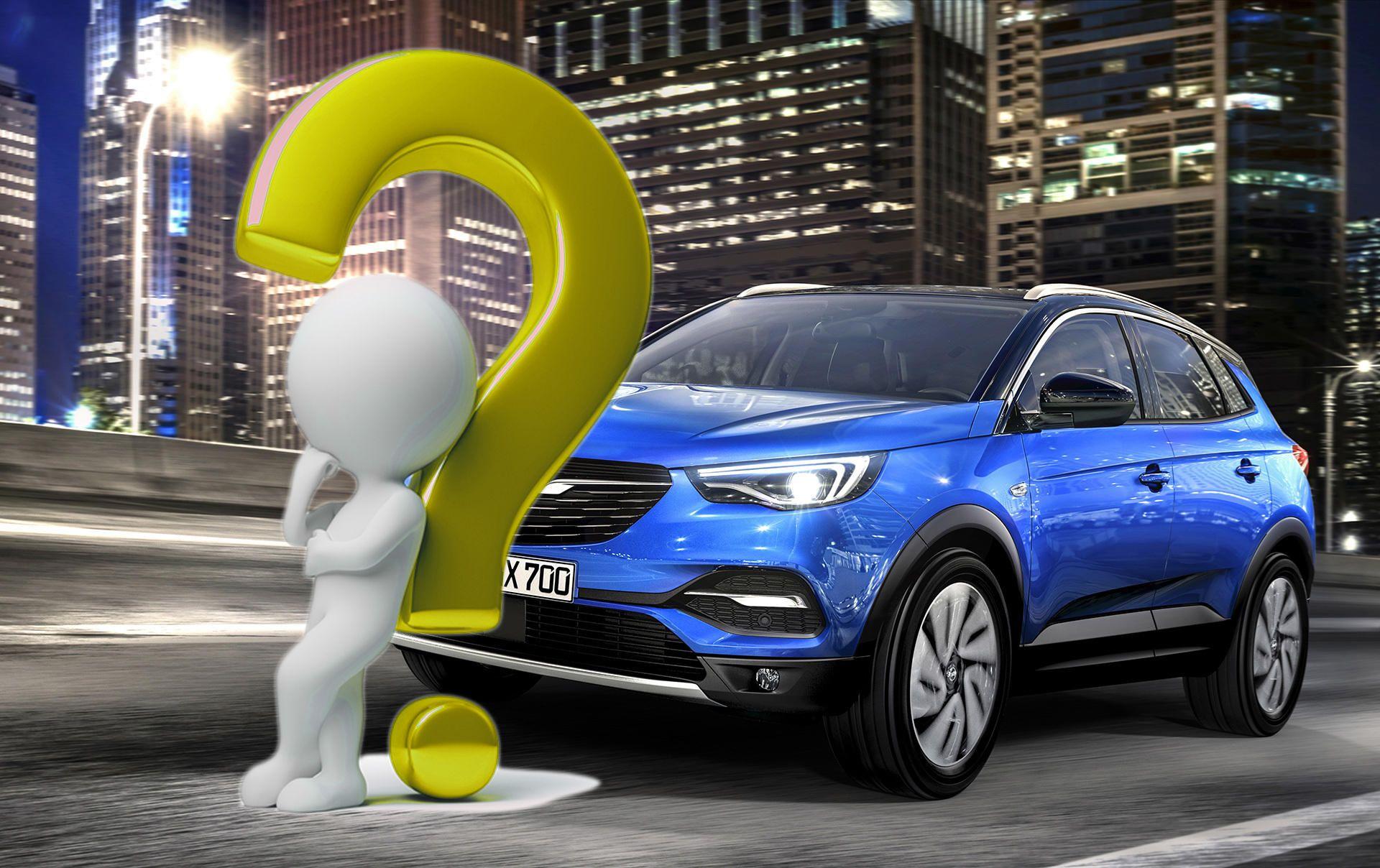 ¿Como será el Grandland GSI, el nuevo SUV de Opel?