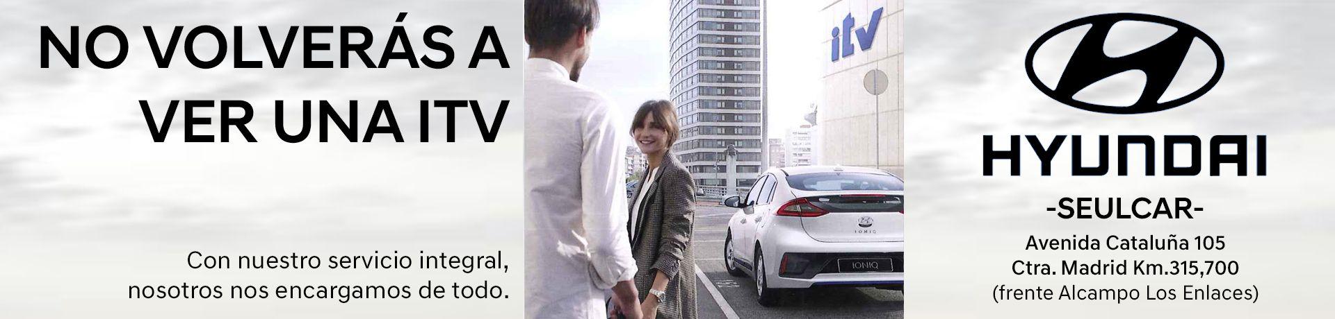 Con Hyundai, olvídate de la ITV