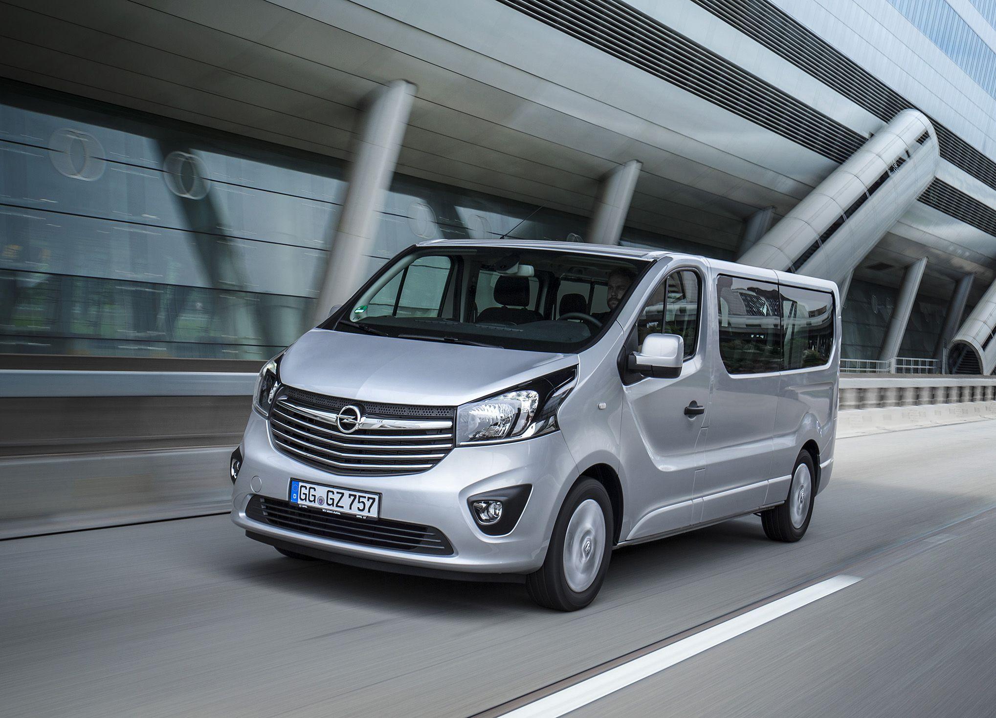 VIVARO COMBI, gran vehículo familiar desde 16.450€