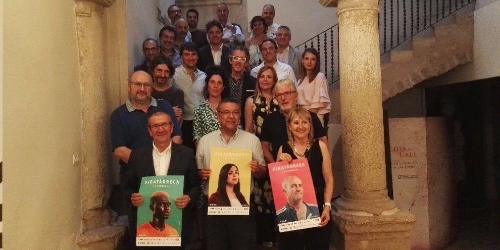 16 empresas formarán parte del Club de los Mecenas de FiraTàrrega 2017