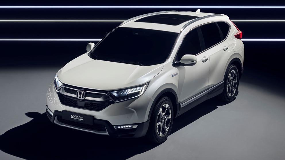 El nuevo Honda CR-V dirá adiós al diésel para dar la bienvenida a la propulsión híbrida en Europa