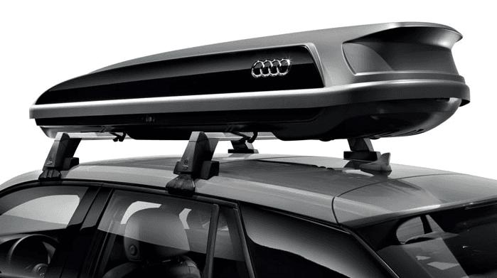 Barras de techo Audi Q2