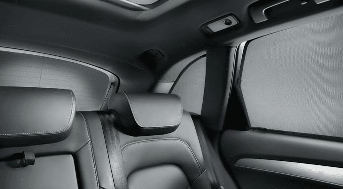 Sistema de protección solar Audi Q3