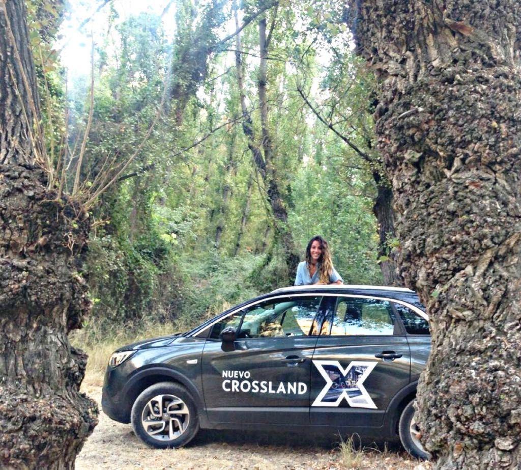 Eloisa Payán. Embajadora CrosslandX.