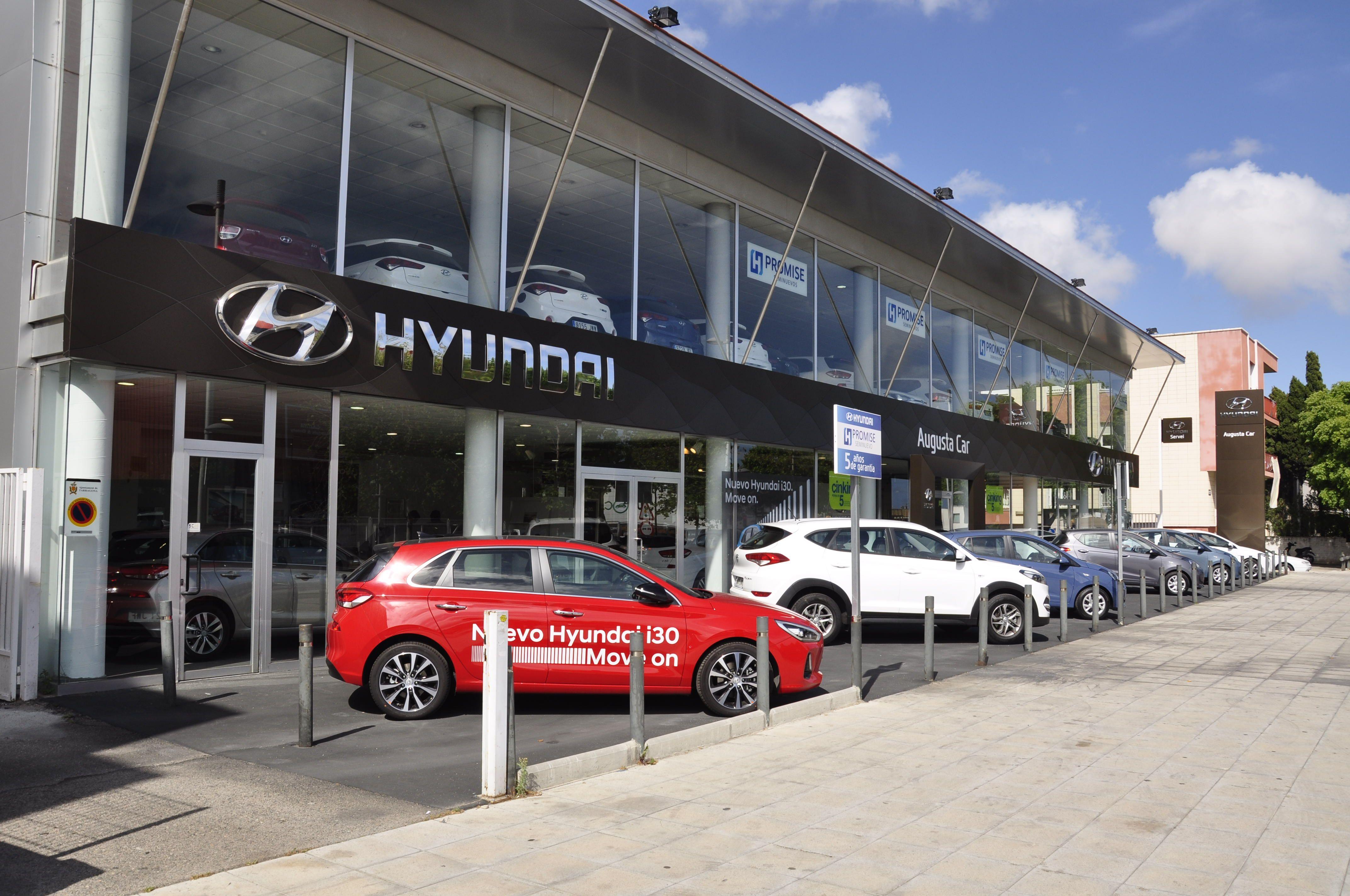 Hyundai Augusta Car renova la seva imatge