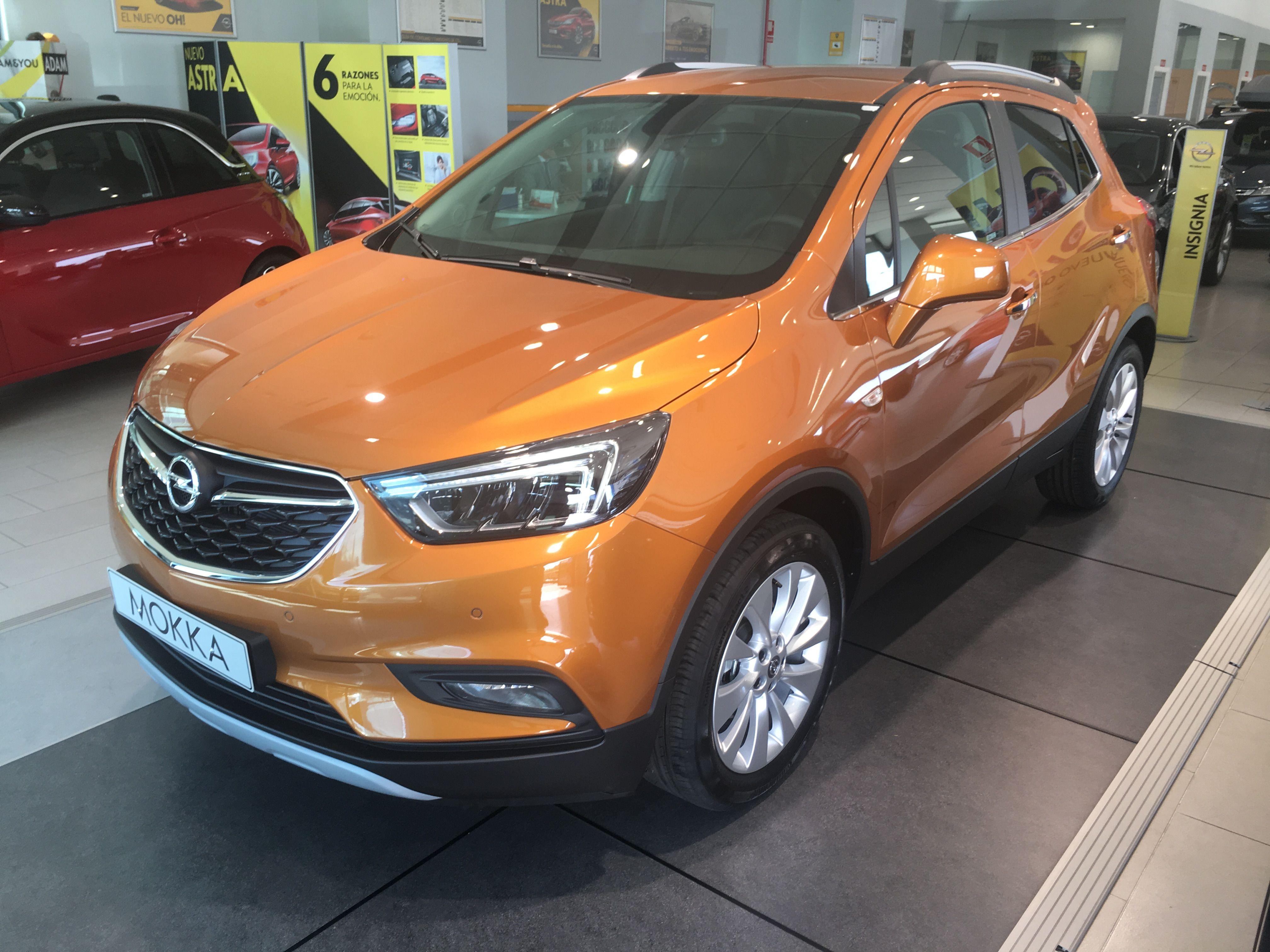¡¡¡¡ OFERTA ÚNICA !!!!!!ULTIMA UNIDAD / 17.690 € / Opel Mokka X Selective 1.6T 4x2 S&S 136CV
