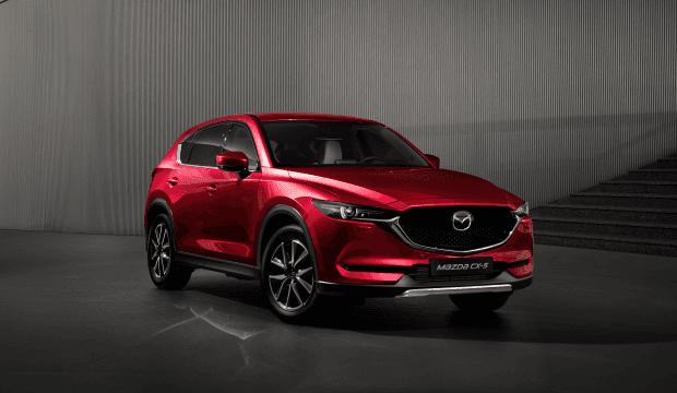 El Mazda CX-5 es uno de los vehículos más seguros del mundo